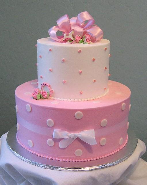 Butterfly Fondant Cake Design
