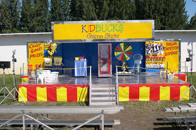Kidbucks Game Show