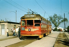 At Burbank, day after abandonment. | by Metro Transportation Library and Archive
