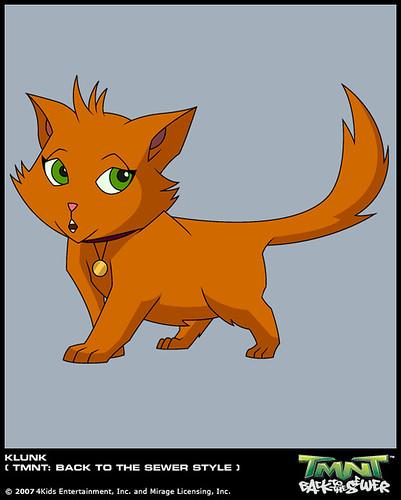 Tmnt Mikey S Cat