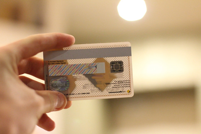 translucent cba mastercard debit  commonwealth bank of