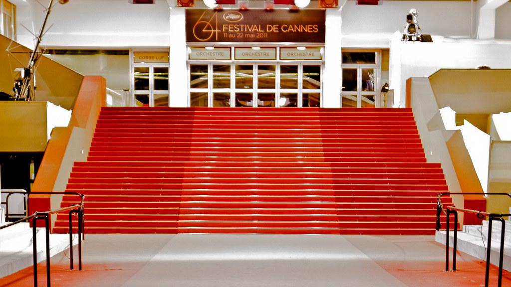 tapis rouge et marches du palais du festival de cannes flickr. Black Bedroom Furniture Sets. Home Design Ideas