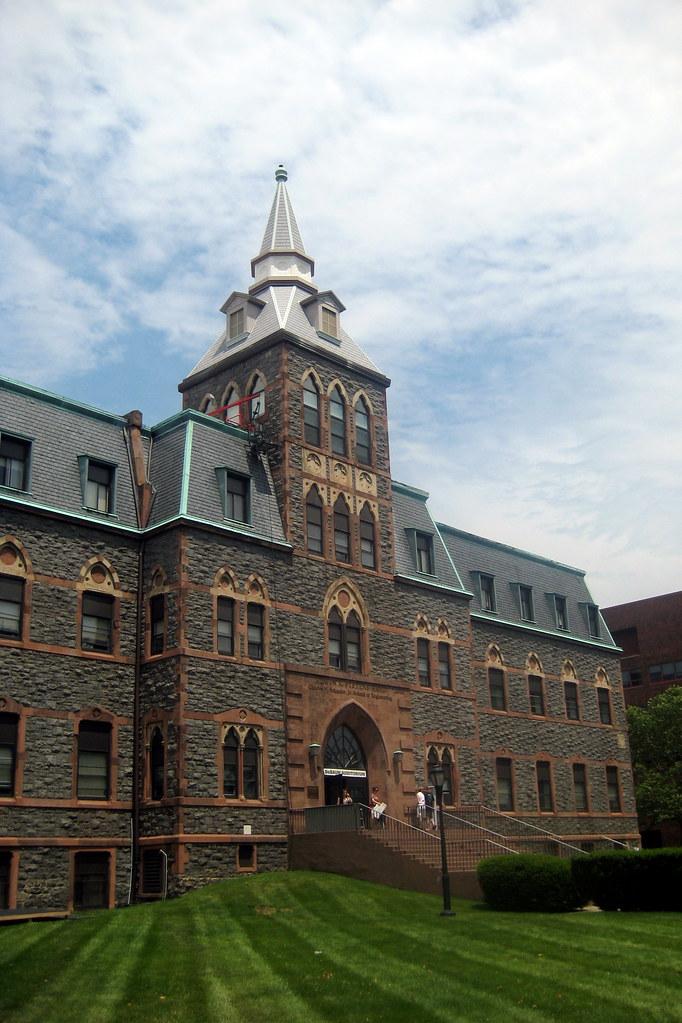 nj - hoboken  stevens institute of technology