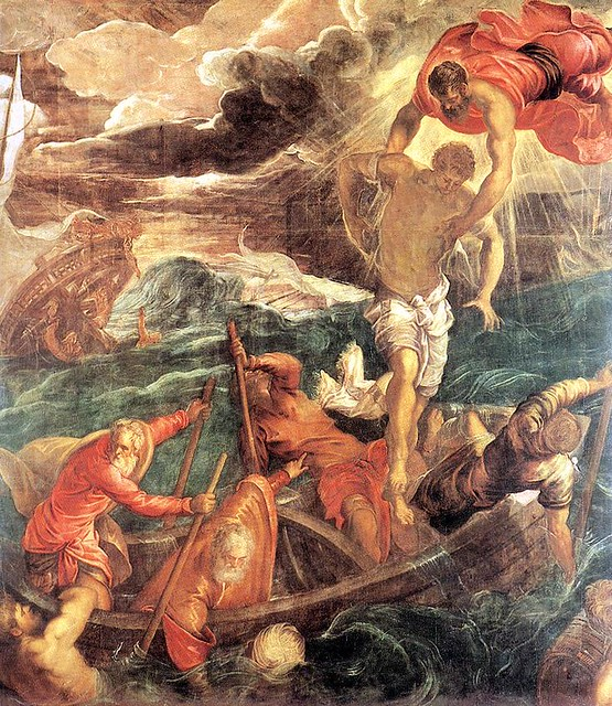 Painting Art Renaissance Tintoretto