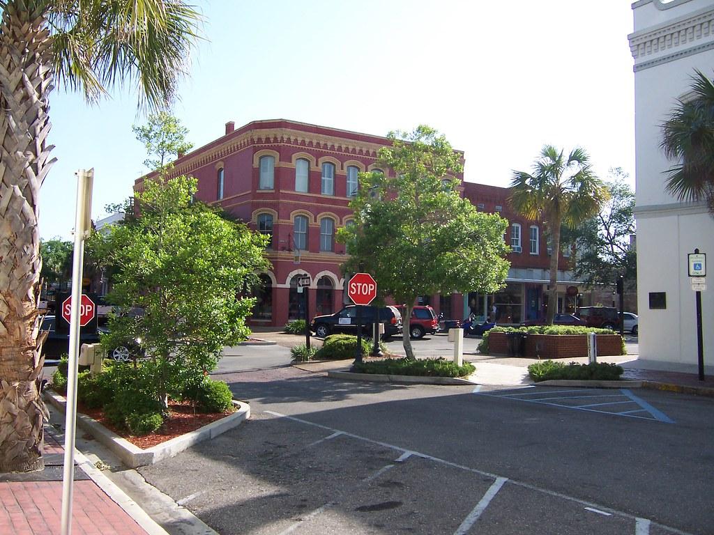 Centre Street To  Centre Street Fernandina Beach Fl