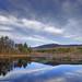Mt Monadnock from Perkins Pond