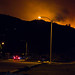 Sleepy Hollow Fire in Carbon Canyon 11/15/08