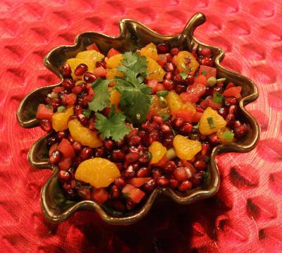 Pomegranate salsa (Contra Costa Times) | by Contra Costa Times