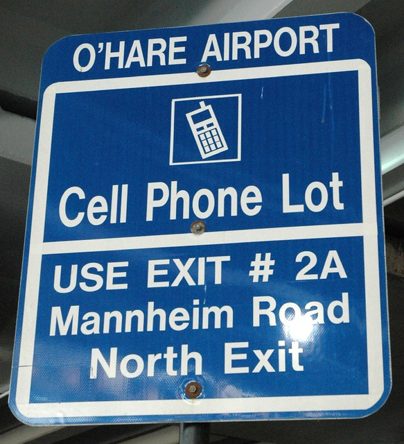O Hare Parking >> Cellular Culture Support | In Chicago proper it is a crime t… | Flickr