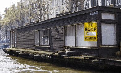 Houseboat For Sale Amsterdam Zenlawyer1 Flickr