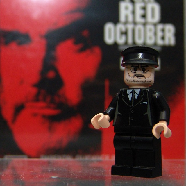 red october marko ramius the hunt for red october and