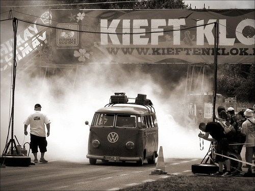 1/4 mile DRAGSTRIP ACTION | by bass_nroll