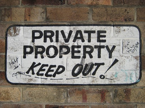 Private Property | by mollybob