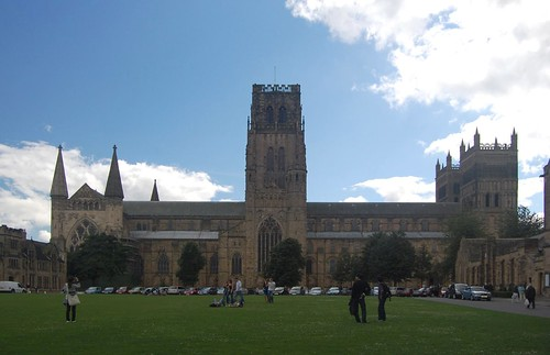 Durham Cathedral from Palace Green | by dkodigital