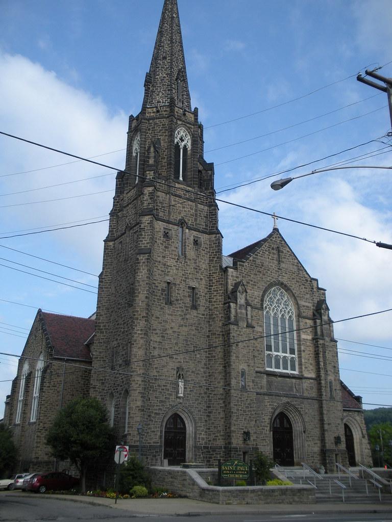 DSCN2082.St. Paul Roman Catholic Church.Butler,PA | St ...