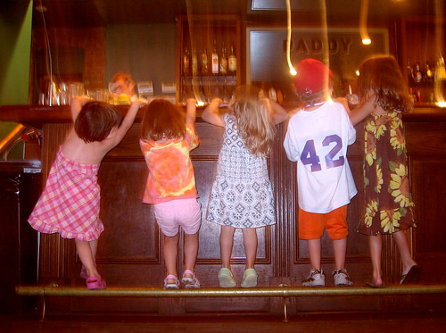 So 5 kids walk into a bar and... | by ★keaggy.com