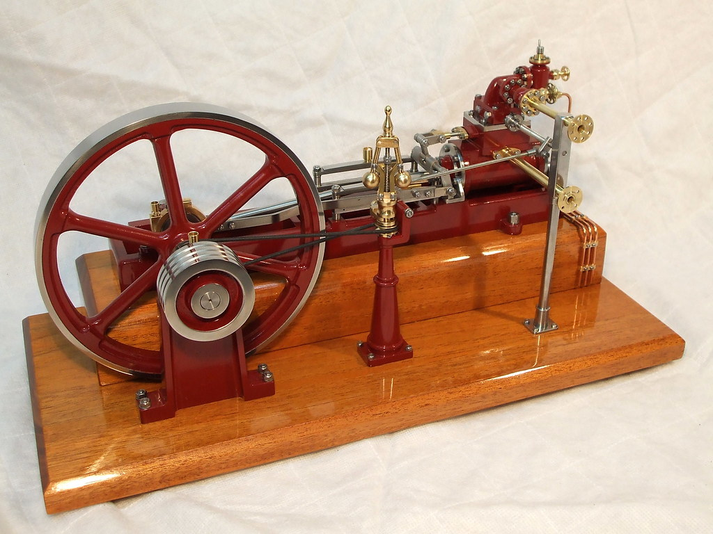how to build a steam engine for beginners