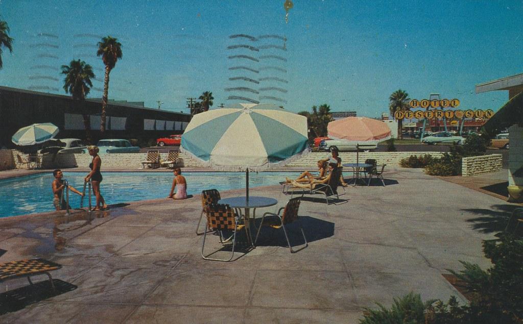Hotel Desert Sun Phoenix Arizona 1325 Grand Avenue Phoe Flickr