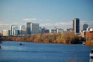 Skyline Richmond Virginia | by rvaphotodude
