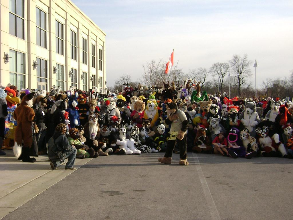 Fursuit Parade Fursuit Parade