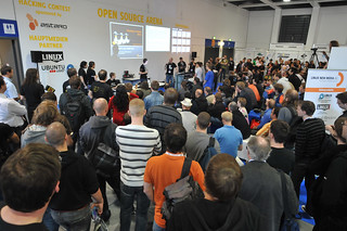 LinuxTag 2011 - Hacking Contest | by LinuxTag