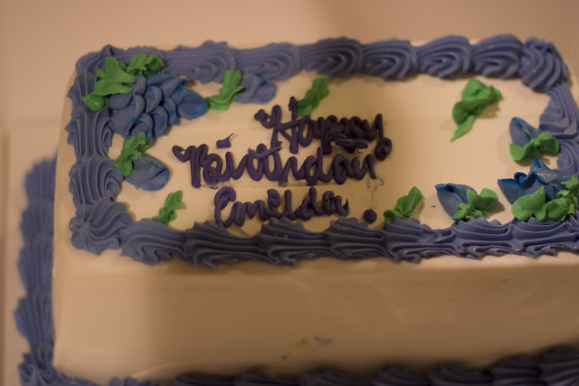 Birthday Ice Cake Images