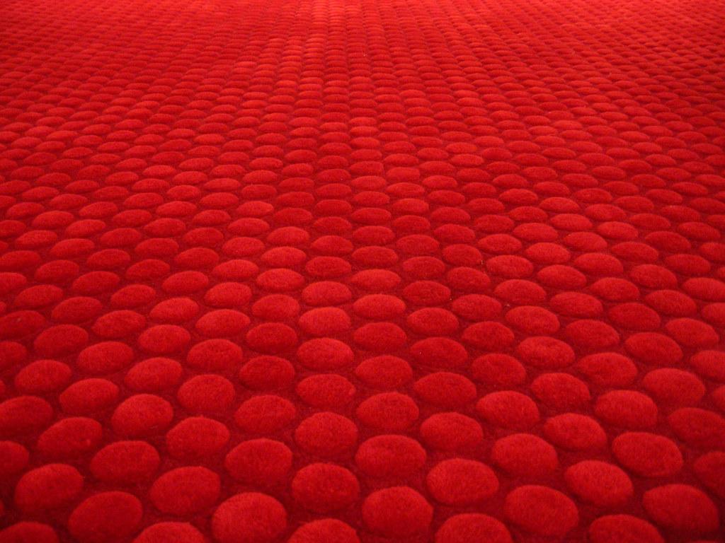 New Carpeting In Car