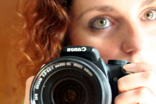 me & my camera, mirror self-portrait | by Gret@Lorenz