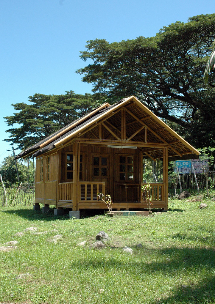 Little Bamboo House on the Prairie.jpg   We visited the ...