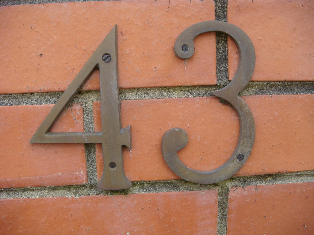 Numerology house numbers 6 picture 1