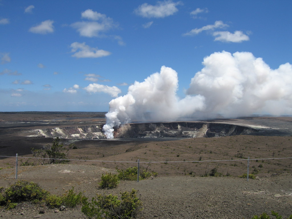 Volcanoes On Big Island