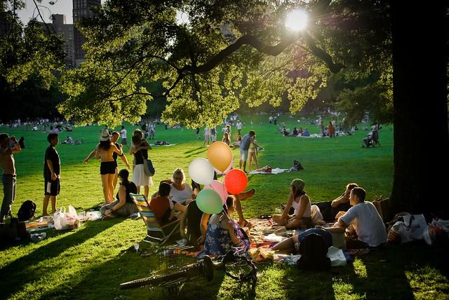 Summer Picnic Games For Kids