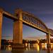 Royal Albert Bridge at Dusk