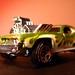 Hot Wheels - Roger Dodger