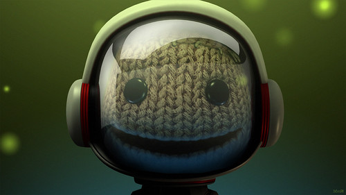 LBP Space SackBoy | by PlayStation.Blog