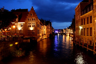 Ghent by night | by nonkelduvel
