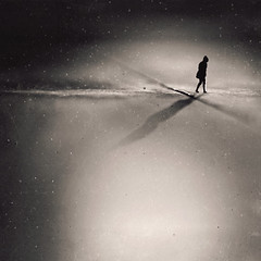 It Was A Snowy Night | by Martin Stranka