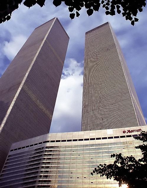 New York City World Trade Center Amp Marriott Hotel