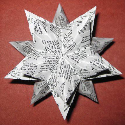 bascetta some days ago i folded a bascetta star very nice flickr. Black Bedroom Furniture Sets. Home Design Ideas