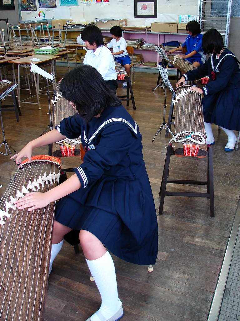 School Clubs in Japan After School Clubs / Koto
