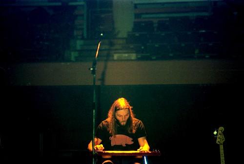 1977 - Pink Floyd - David Gilmour - slide guitar