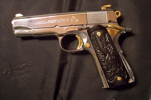 Chrome Plated Guns Chrome And Nickel Plating
