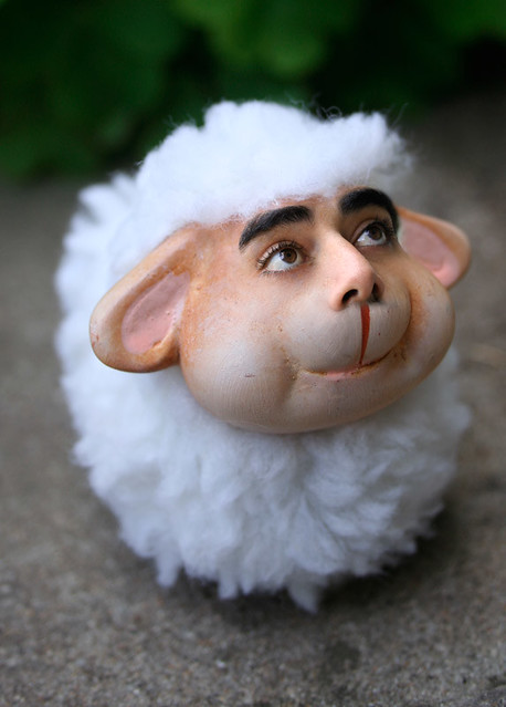 Sheepish Grin | A little compositing in Discreet ...