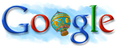 Google balloon Logo | by rustybrick