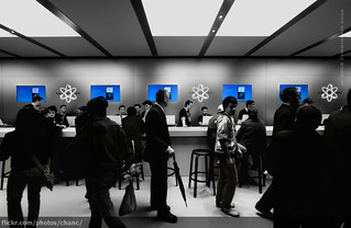 Sydney Apple Store Genius Bar | by Christopher Chan