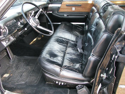 1966 cadillac fleetwood brougham interior left coast classics exotics flickr