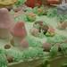 Aimee's Fairy Garden Cake