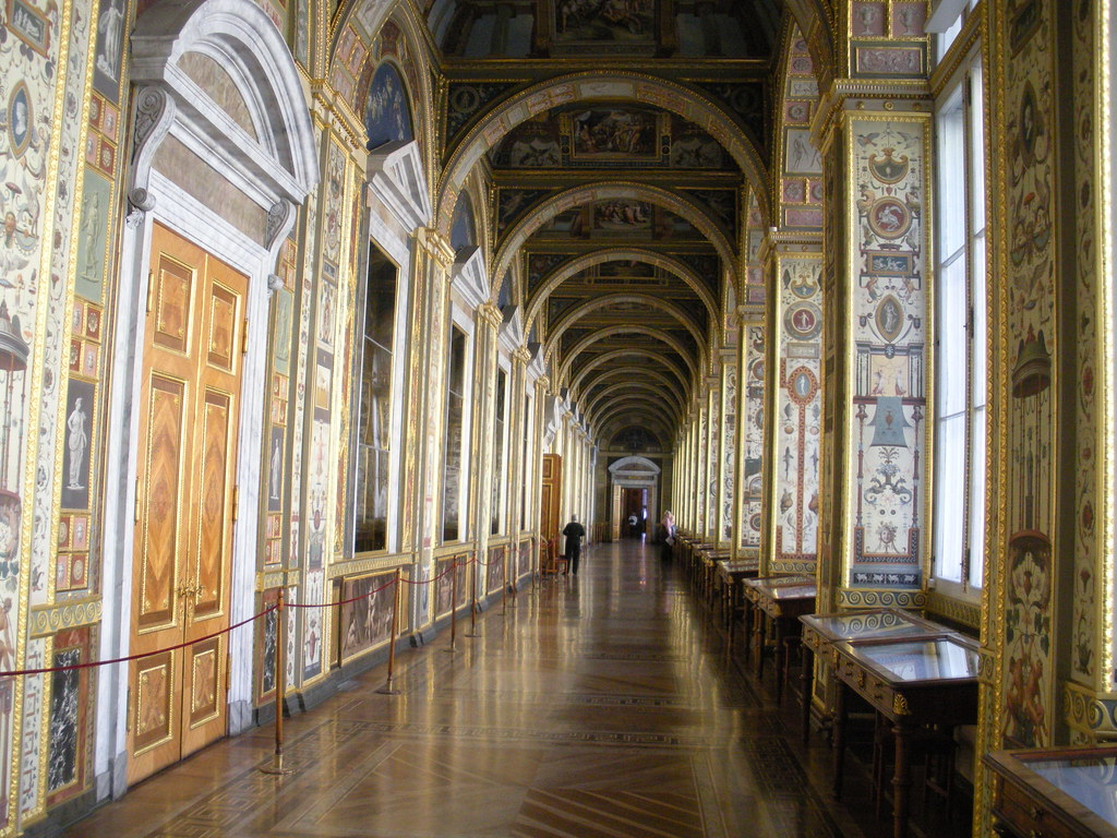 the raphael loggia at the hermitage flickr. Black Bedroom Furniture Sets. Home Design Ideas
