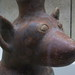 Colima Pottery Dog, about 2000 years old, British Museum, 3 Nov 08