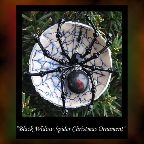 Swarovski 2008 Christmas Ornament